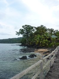 Sao Tome and Principe Resort Holiday Bom Bom Island Blog Photo