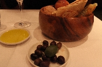 Italian Restaurant in London United Kingdom Picture