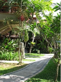Bali Tropic Resort and Spa Kuta Indonesia Vacation Pictures