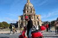 Paris Scooter Tours France Travel Review
