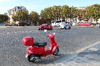 Paris Scooter Tours France Photography