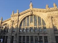 October Trip to Paris France Photographs