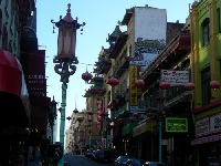 Chinatown in San Francisco United States Diary Tips