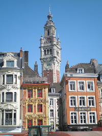 The Center of Lille France Travel Blog