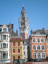 The Center of Lille France Travel Blog