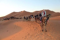 Merzouga Cameltrekking Bivouac Morocco Picture Sharing
