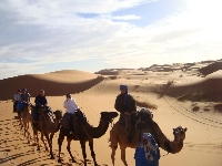 4 Days & 3 Nights Desert Tour From Fez Tangier Morocco Holiday
