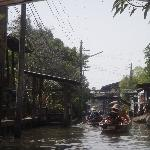 The Floating Market at Damnoen Saduak Thailand Diary Adventure