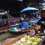 The Floating Market at Damnoen Saduak Thailand Album The Floating Market at Damnoen Saduak