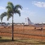 Broome Australia The Airport