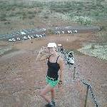 Ayers Rock Australia Climbing Ayers Rock
