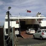 Kangaroo Island Australia Ferry boarding