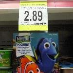 Nemo shops at IGA too