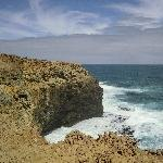 Bridgewater Bay Australia Coastal Cliffs