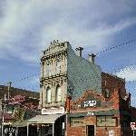 Buildings in Fitzroy, Melbourne