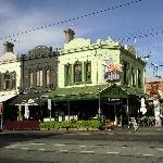 Corner shop Fitzroy, Melbourne