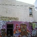 Graffiti in Fitzroy, Melbourne