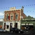 Street panorama @ Fitzroy