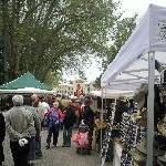 The Salamanca markets in Hobart Australia Holiday Sharing
