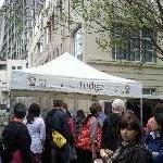 The Salamanca markets in Hobart Australia Vacation Guide