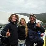 Port Arthur Australia Crew Tasman Island Cruise