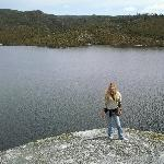 At Dove Lake, Cradle Mountain NP