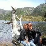 At Dove Lake, Cradle Mountain NP