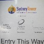 Sydney Australia Information on the Sydney Tower Walk