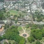 Sydney Hyde Park panorama