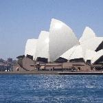 Sydney Australia Different angles Sydney Opera House
