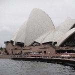 Sydney Australia Sydney Opera House from Circular Quay