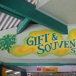 The Big Banana souvenir shop