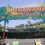 The Big Banana theme park