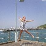 On the Coffs Harbour Jetty