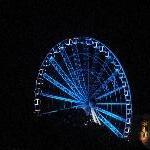 The Giant Wheel in Brisbane
