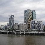 Brisbane skyline picture