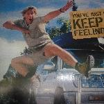 Keep the Steve Irwin spirit alive!, Beerwah Australia