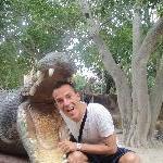 Australia Zoo biggest crocodile