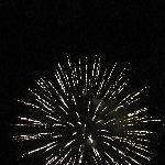 Rockhampton Australia Christmas fireworks in Rockhampton