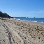 The northern beaches of Mackay