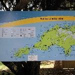 Map of Rottnest Island