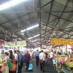 Melbourne markets for fruit and vegies