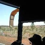 Ayers Rock Australia Shuttle from Yulara Airport to the resort