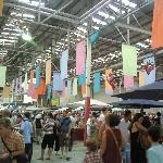 At the Old Bus Depot Market in Canberra