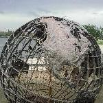 Cook´s Globe in Canberra