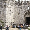 Jerusalem Israel Damascas Gate in Jerusalem, Israel