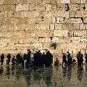 Western Wall in Jerusalem, Isreal