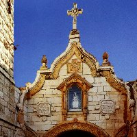 The Milk Grotto Church in Bethlehem