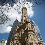 The Chicago Water Tower, Chicago United States