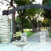 At the Portage Park in Chicago, Chicago United States
